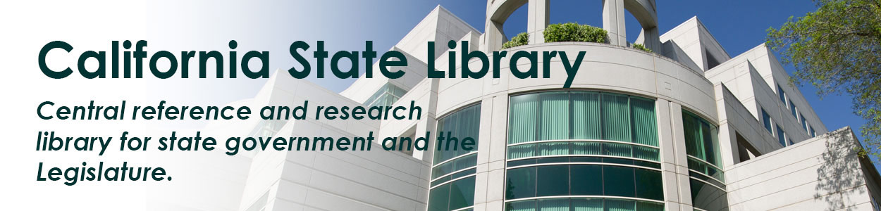 visit the California State Library website